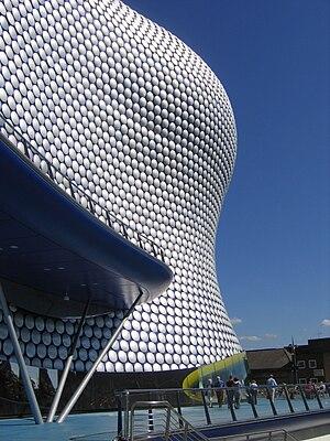 English: Birmingham, UK