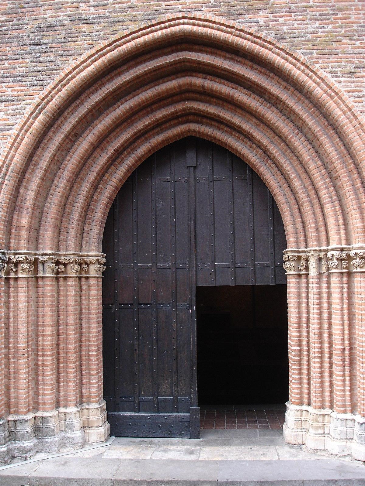 Couvent Des Jacobins De Toulouse Wikimedia Commons