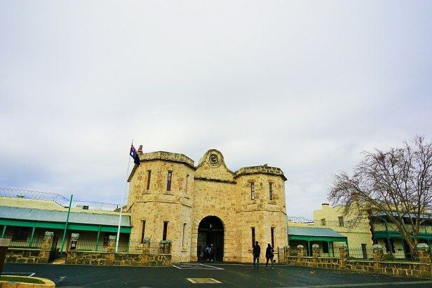 Fremantle Prison - Joy of Museums - The Gatehouse