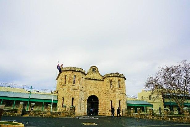 Fremantle Prison - Joy of Museums - The Gatehouse