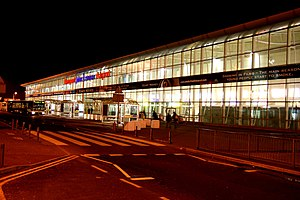 English: Liverpool John Lennon Airport
