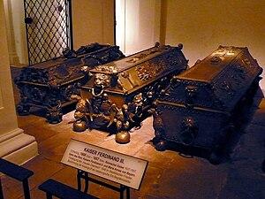 Austria, Vienna, Capuchin Church, Imperial Cry...