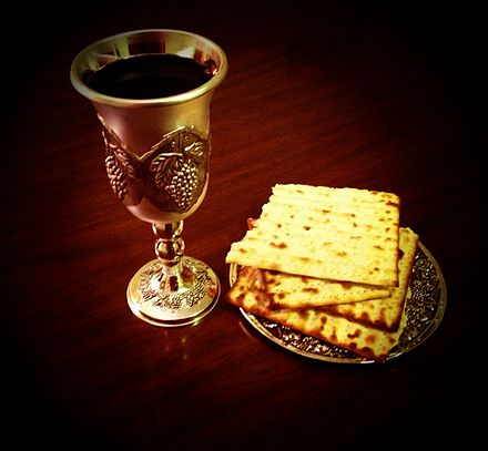 Image result for public domain image of wafer in lords supper