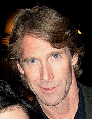 Michael Bay in February 2008