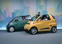 Smart  marque    Wikipedia 1993 eco sprinter and eco speedster concepts