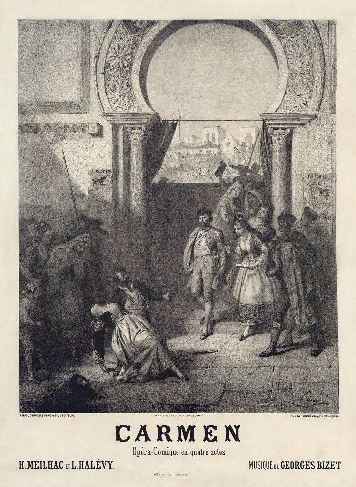 carmen operası ile ilgili görsel sonucu