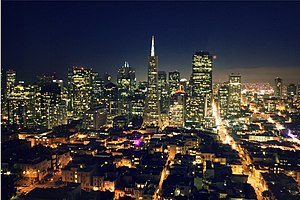 From Coit Tower