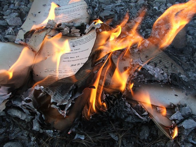 The House of Leaves - Burning 4