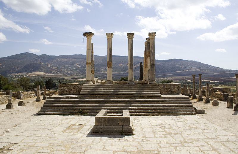 File:Volubilis Capitoline temple.jpg