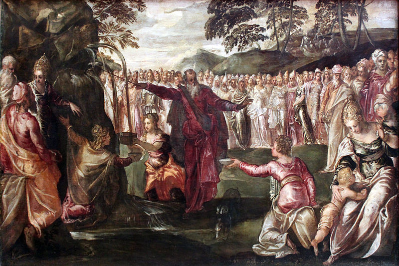 File:1563 Tintoretto Moses Striking the Rock anagoria.JPG