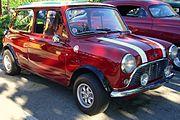 Austin Mini Cooper S 1963
