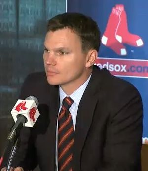 English: Ben Cherington's Introductory Press C...