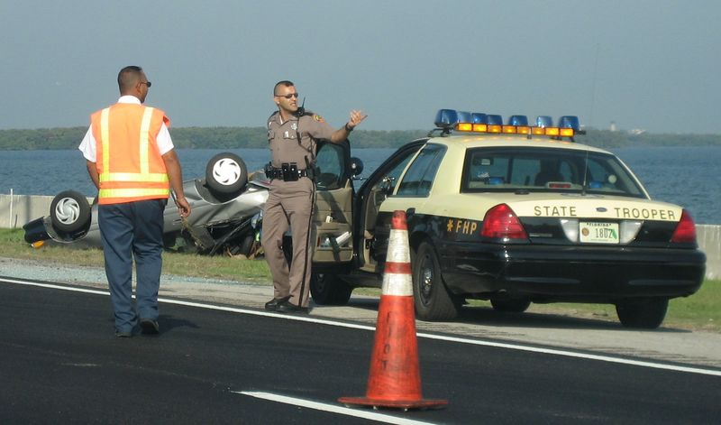 File:Florida Highway Patrol in action.jpg