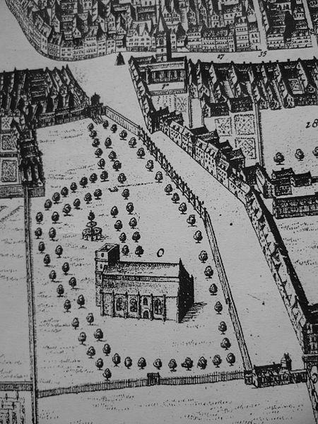 Greyfriars kirkyard 1647 wikipedia