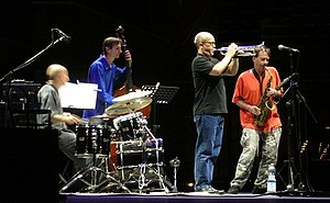 "Concert of ""Masada"": Joey Baron (dr)..."