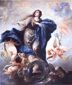 Juan Antonio Escalante Immaculate Conception, ...