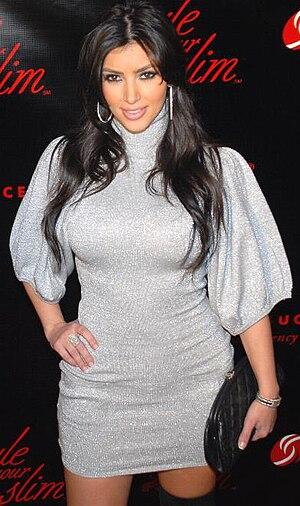 """Kim Kardashin at """"Style Your Sim"""" fa..."""