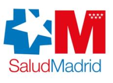 Resultado de imagen de servicio madrileño de salud logo