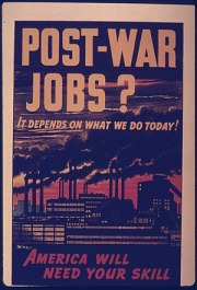 POST-WAR JOBS^ AMERICA WILL NEED YOUR SKILL - ...