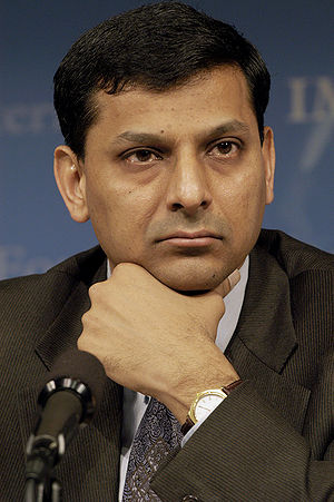 IMF Chief Economist Raghuram Rajan at the Worl...