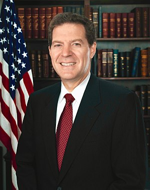 Sam Brownback, United States Senator photo por...