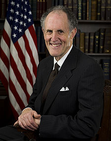 """Edward E. """"Ted"""" Kaufman, former U.S. Senator from the state of Delaware"""