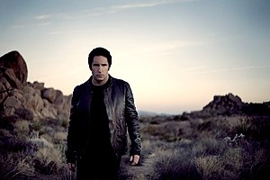Trent Reznor, February 2008 press photo