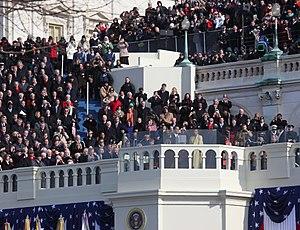 Barack Obama's 2009 presidential inauguration ...