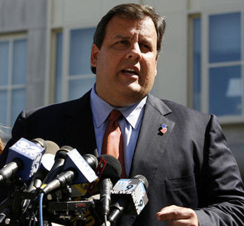 English: Governor of New Jersey Chris Christie