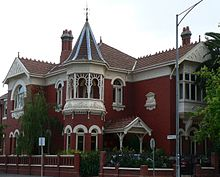 Queen Anne style architecture   Wikipedia Australian Queen Anne style edit