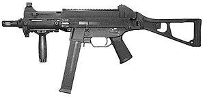 English: HK UMP 45