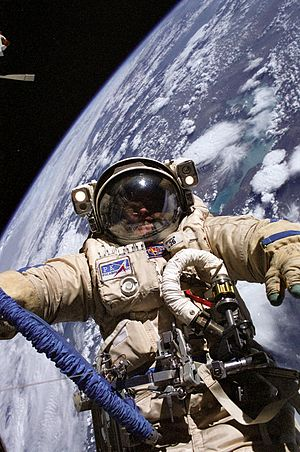 ISS science officer and flight engineer, astro...
