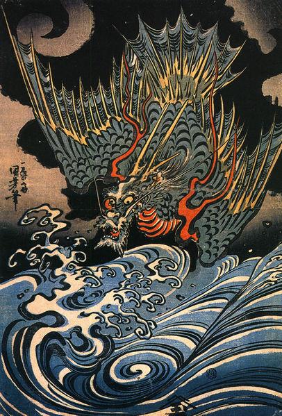 File:Kuniyoshi Utagawa, Dragon 2.jpg