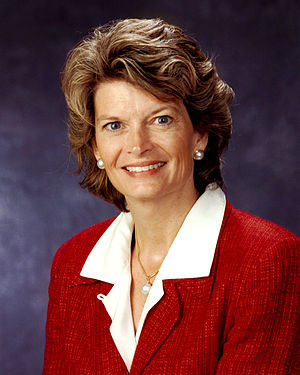 English: Lisa Murkowski, United States Senator...