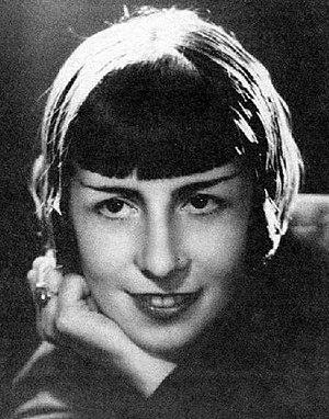 María Luisa Bombal.