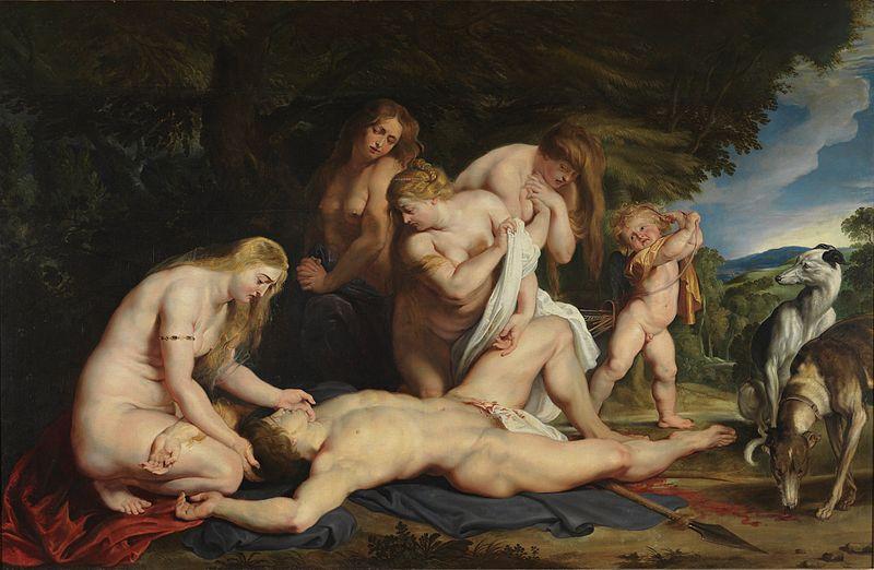 File:Peter Paul Rubens, The Death of Adonis, ca. 1614. The Israel Museum, Jerusalem.jpg