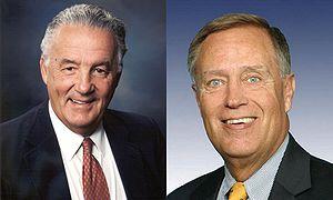 Sen. Paul Sarbanes (D–MD) and Rep. Michael G. ...