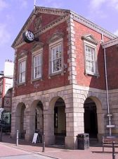 Town hall Torrington