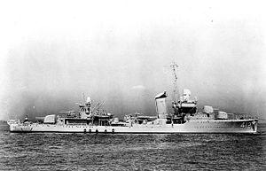 IUSS Hammann (DD-412)