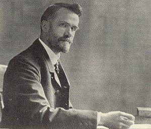 English: Walter Rauschenbusch