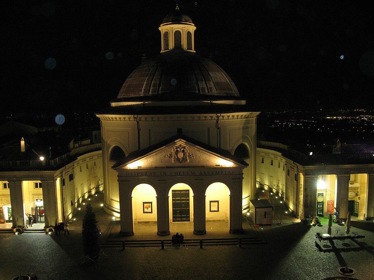 Collegiata Di Santa Maria Assunta Ariccia Wikipedia