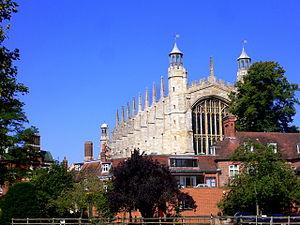 Eton College Chapel