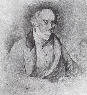 English: Portrait of Dr. Edward Long Fox (1761...