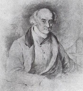 English: Portrait of Dr. Edward Long Fox (1761...