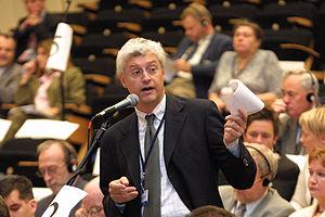 Italiano: Giovanni Kessler all'Assemblea parla...