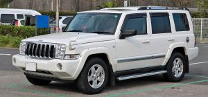 Jeep Commander – Wikipedia, wolna encyklopedia