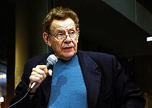 English: Jerry Stiller in New York City for a ...