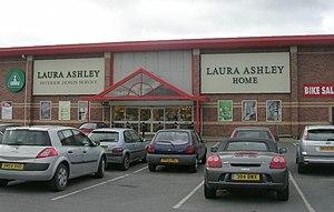 English: Laura Ashley - Westgate Retail Park