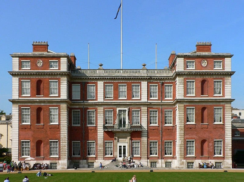 Marlborough House, London, the headquarters of the Commonwealth Secretariat, the Commonwealth's principal intergovernmental institution.