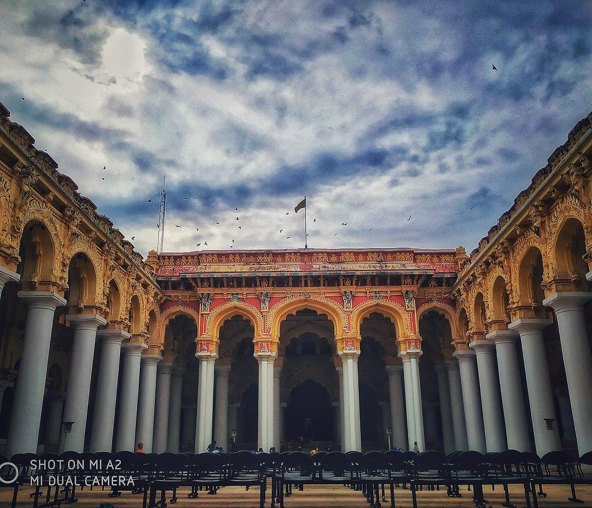 Thirumalai Nayakkar Mahal Wikipedia